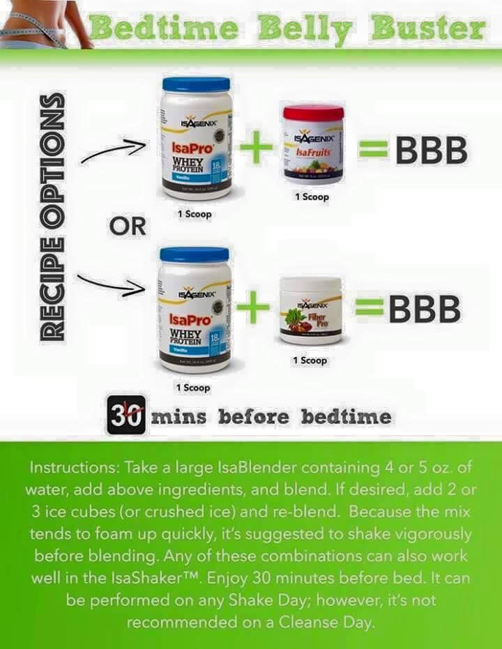 Have you tried the BBB yet? If you have hit a #weightloss plateau or want to target your midsection this is a great idea to try! It starts with one scoop of IsaPro and you can add IsaFruits, FiberPro or Replenish for flavor. I love making it with the Vanilla IsaPro & Orange Replenish...reminds me an Orange Creamsicle! #supplementalwealth