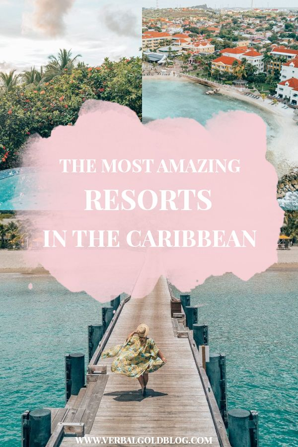The Most Incredible Resorts in the Caribbean is part of Caribbean travel, Caribbean destinations, Caribbean, Caribbean vacations, Best resorts, Resort - There are so many incredible resorts in the Caribbean, but there are just a few that really manage to take your breath away
