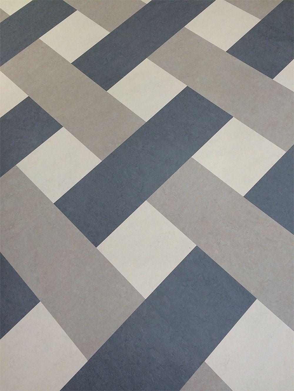 Forbo Marmoleum Click Barbados Silver Birch Eternity Linoleum Flooring Marmoleum Vct Flooring