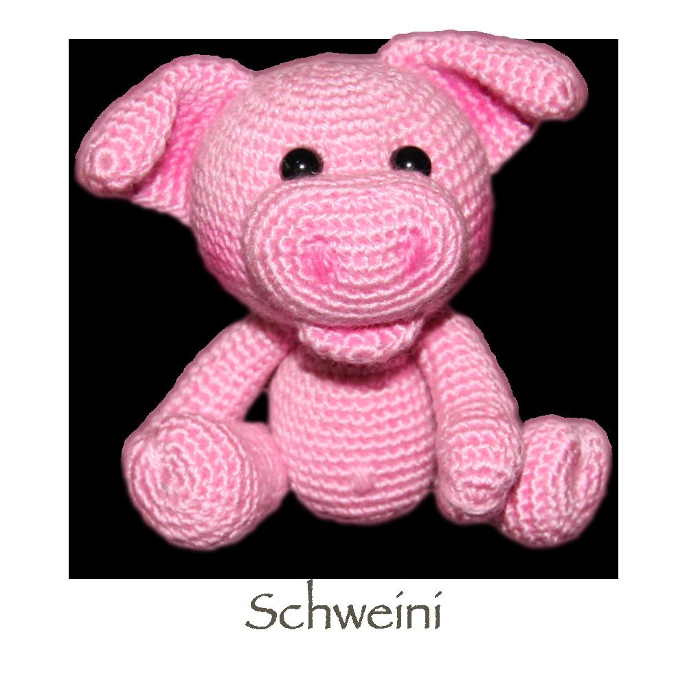 Schweini | háčkování a pletení | Pinterest | Schweini, Häkeln und ...