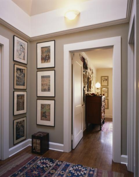 Bennington gray on pinterest - Best tan paint color for living room ...