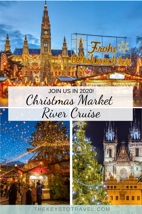 Join us on a European Christmas Market River Cruise