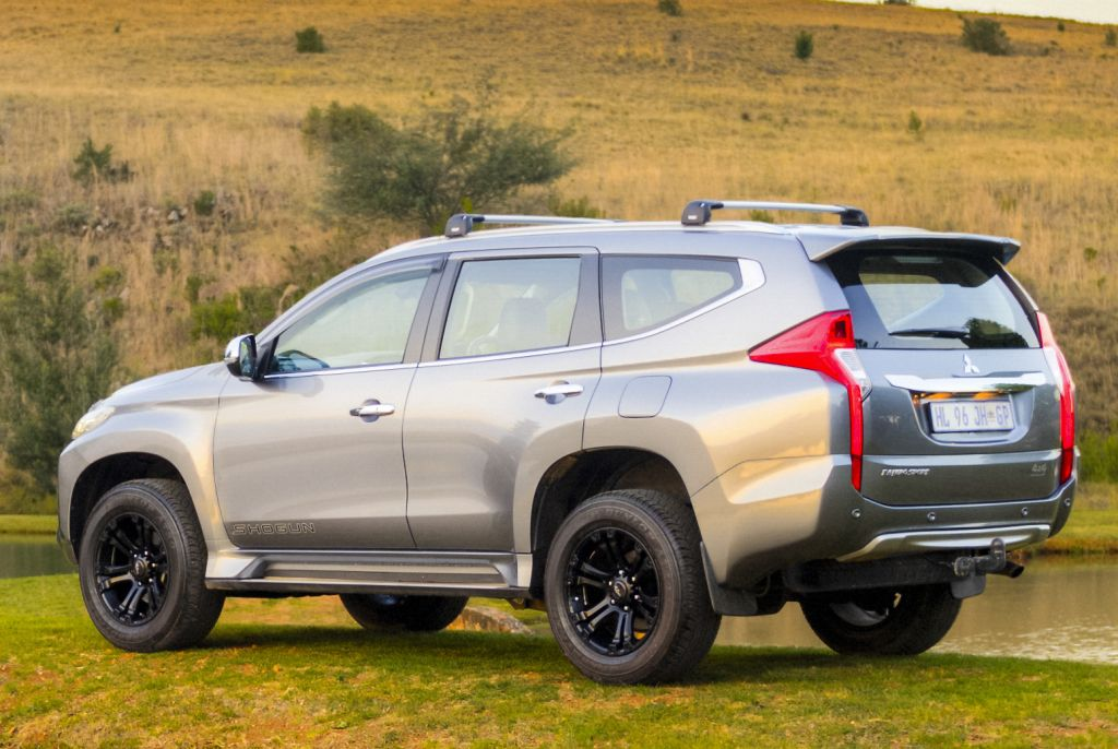 """Mitsubishi Pajero Sport """"Shogun"""" [ZAspec] '2018pr"""