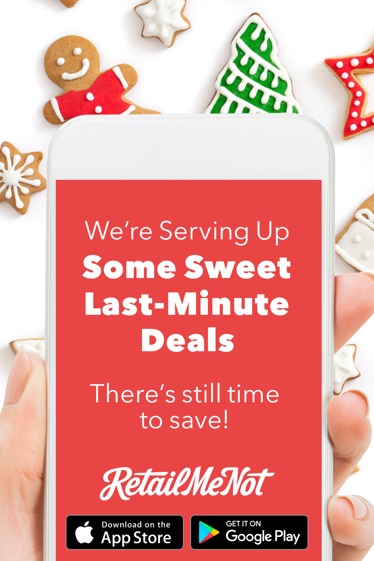 Holiday Savings At Your Fingertips!