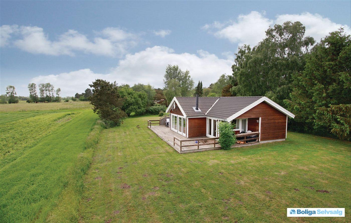 Kløvervej 33, Gundestrup, 4571 Grevinge - Dejligt luksus fritidshus med fantastisk udsigt #fritidshus #sommerhus #grevinge #selvsalg #boligsalg #boligdk