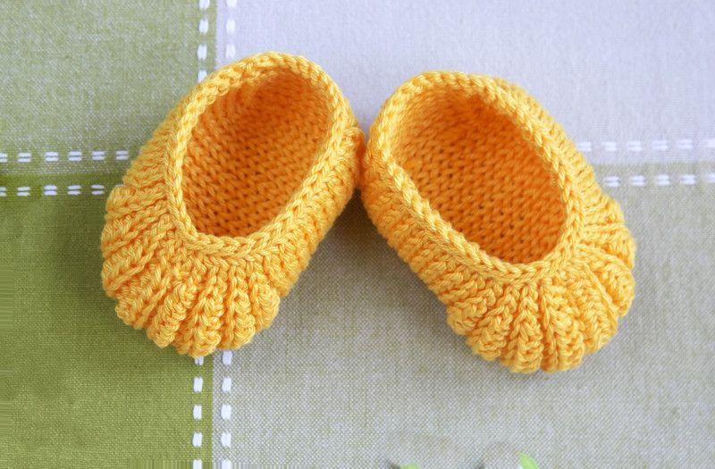 Babyschuhe Häkeln Einfach Sofort Download
