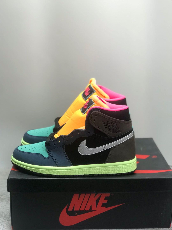 Nike air Jordan AJ1 mix colors in 2020