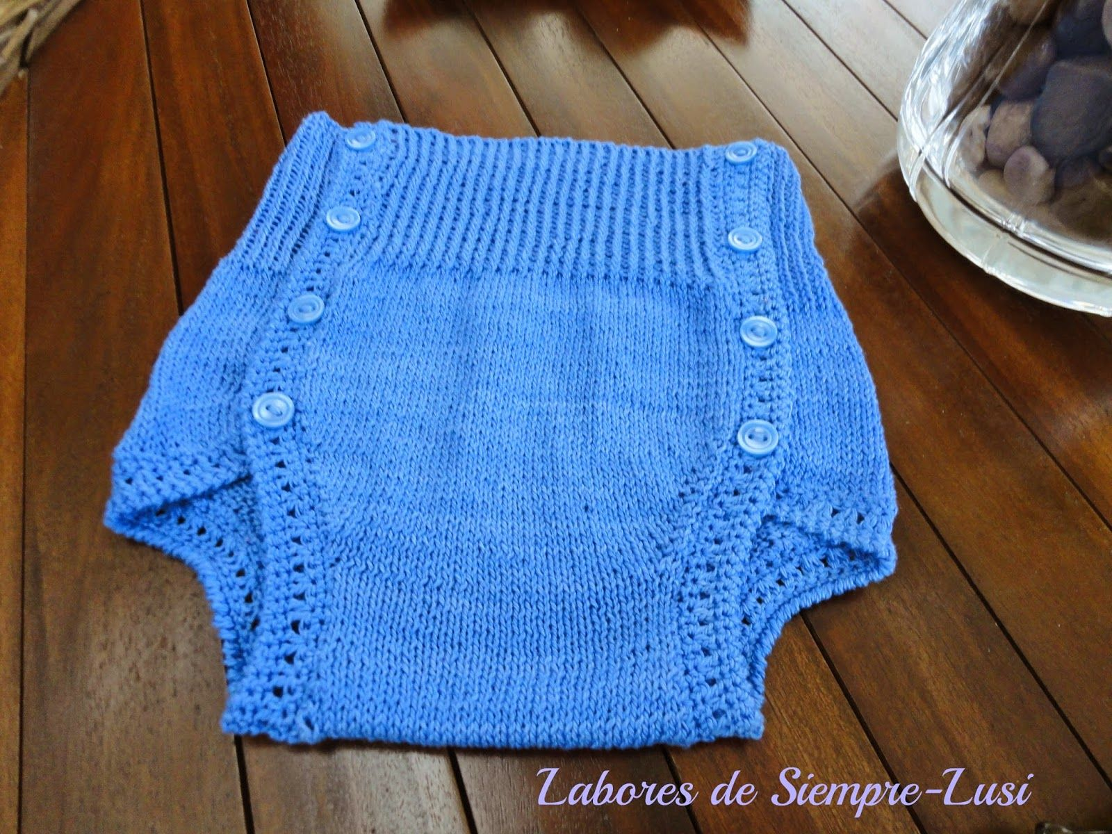 Knit diaper cover full instructions in spanish labores de knit diaper cover full instructions in spanish labores de siempre by lusi bankloansurffo Images
