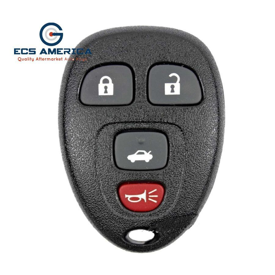 2006 2016 chevrolet remote control fcc ouc60221 with