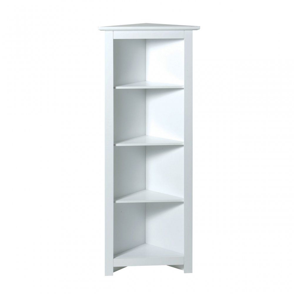 Narrow Bathroom Shelving