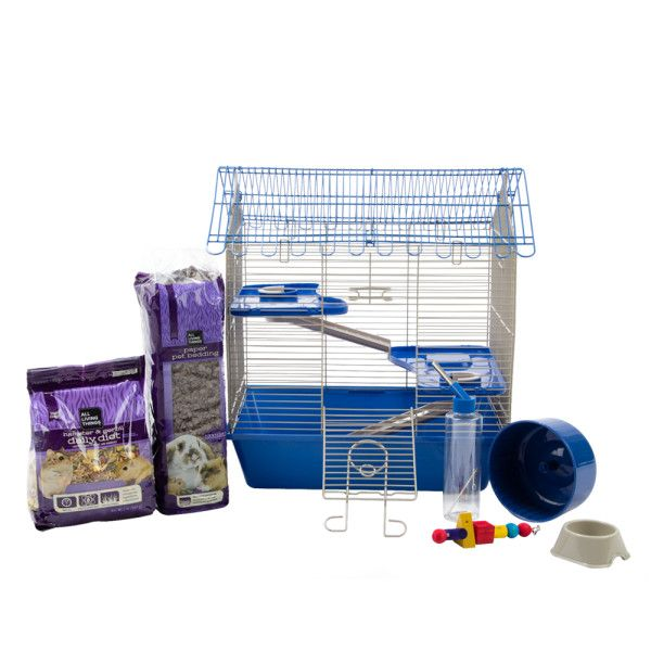 All Living Things Hamster Starter Kit Cages Petsmart