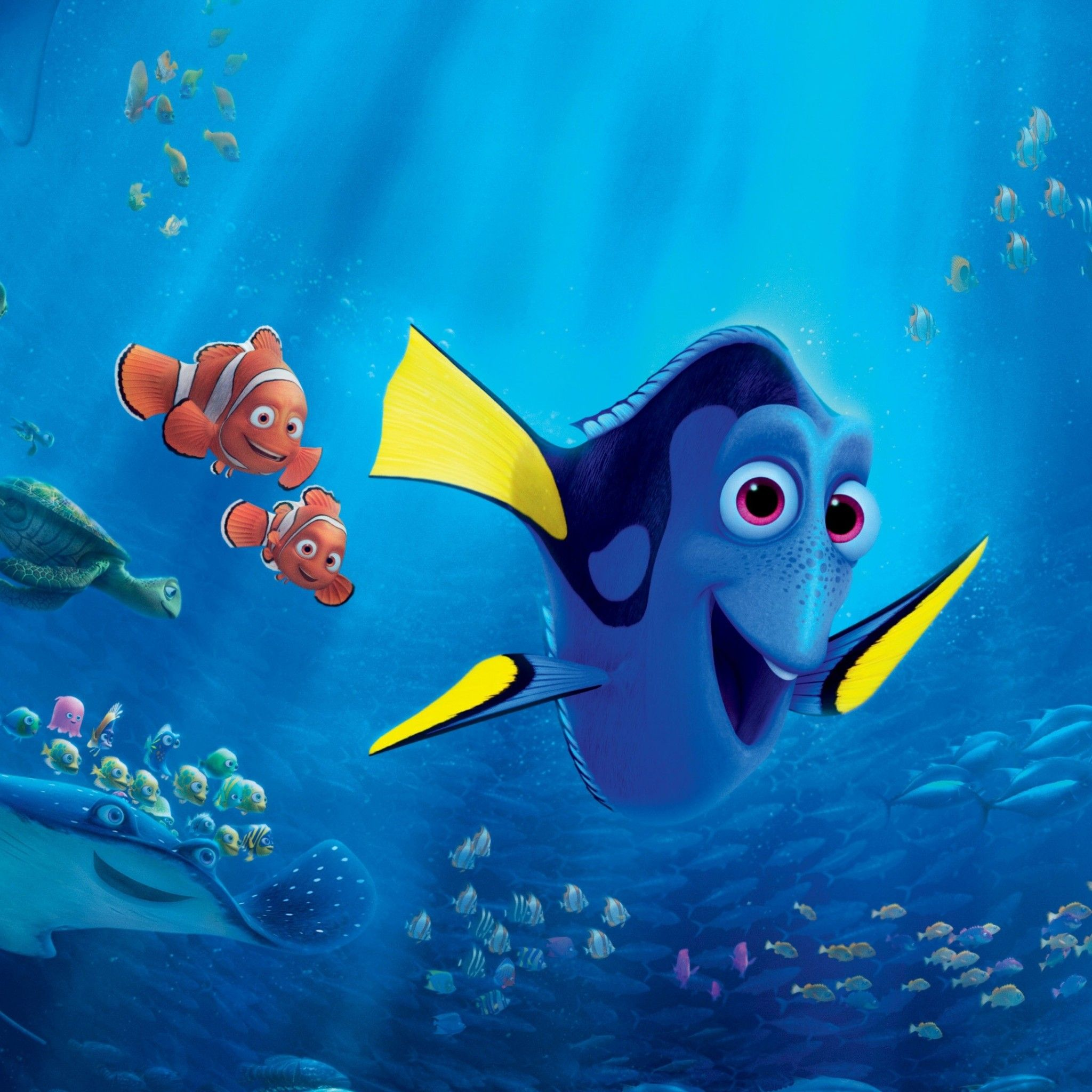 Dory Friends Iconic Movie Quotes Finding Dory Iconic Movies