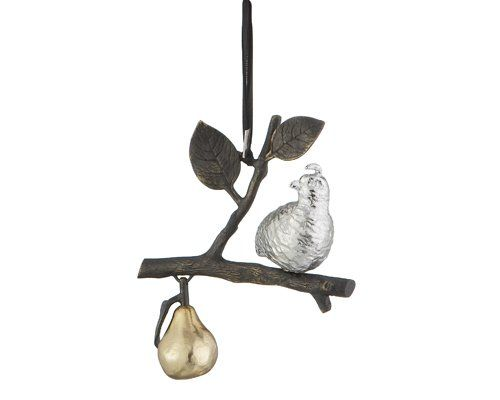 Michael Aram Partridge/Pear Ornament Michael Aram,http://www.amazon.com/dp/B009BOXCNS/ref=cm_sw_r_pi_dp_Bh9Ftb0EY0FMS57V