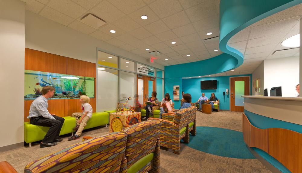 Texas Children's Hospital West Campus, Houston, TX