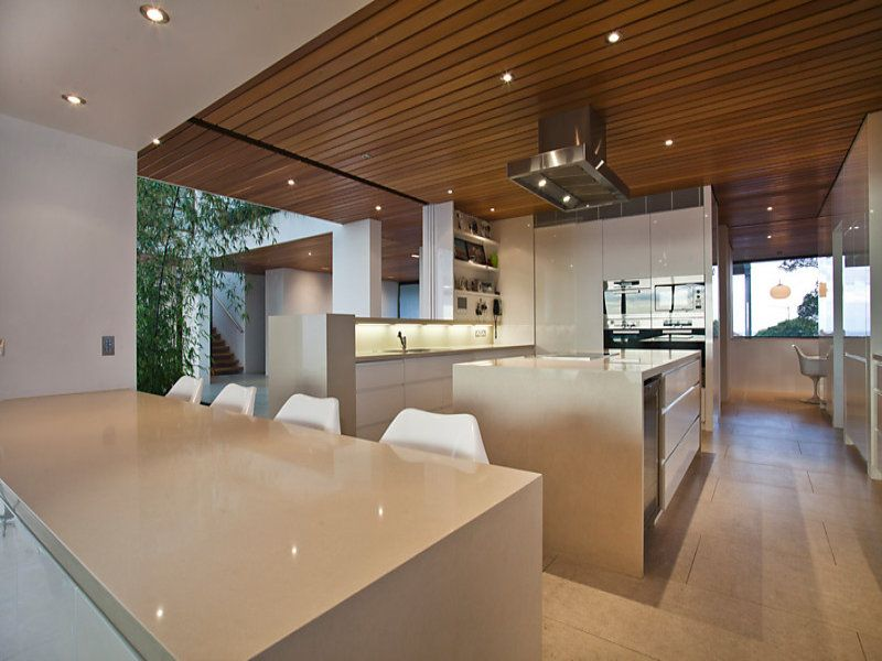 20 Ray Avenue Vaucluse Nsw 2030 Interior Architecture Design Caesarstone Kitchen Kitchen Surfaces