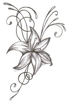 Image Result For Free Spirit Meaning Tattoo Flower Drawing Flower Tattoo Drawings Flower Sketches