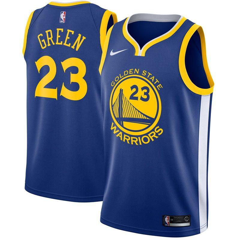 f25e025e Draymond Green Golden State Warriors Nike Swingman Jersey Blue - Icon  Edition