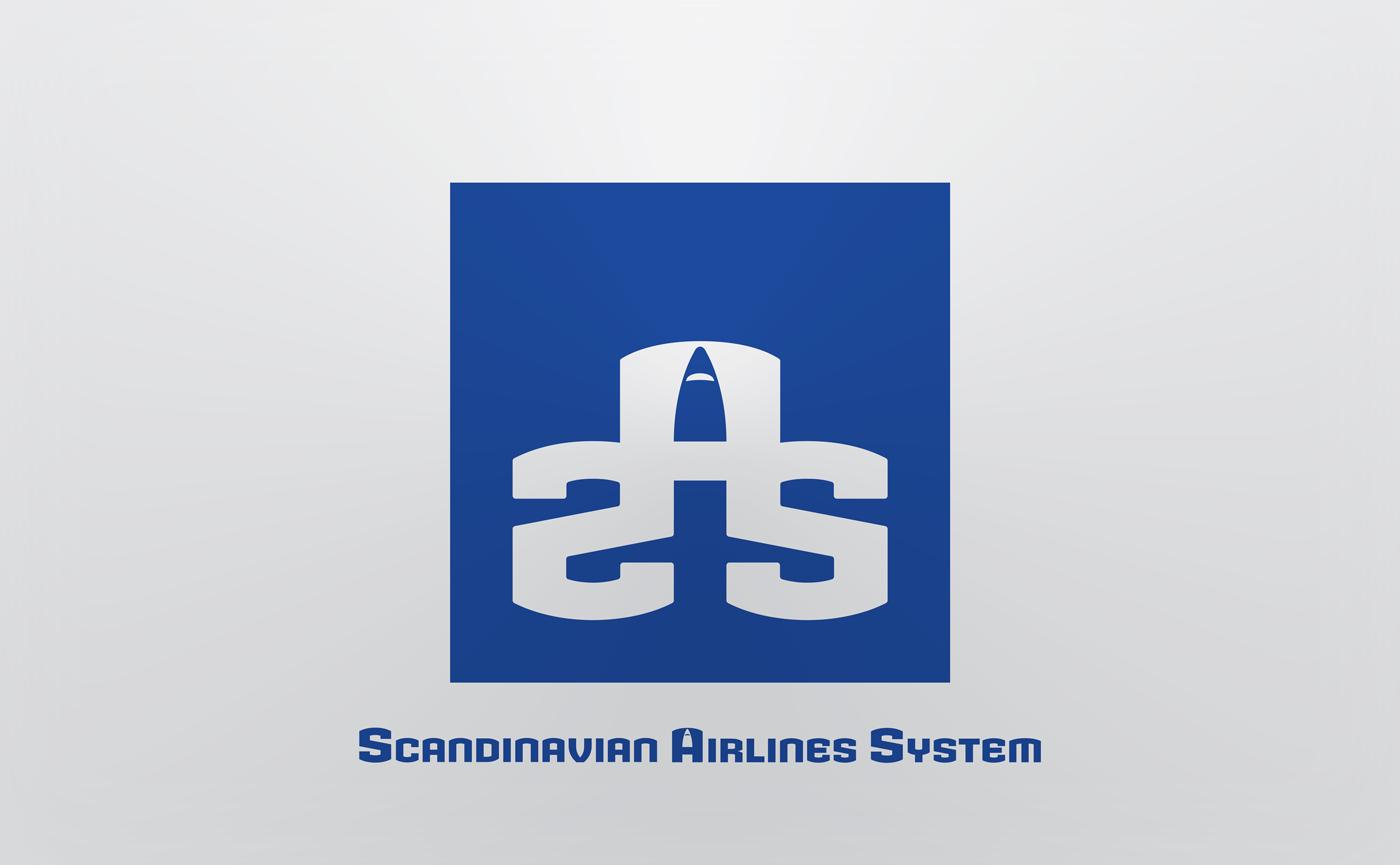Check Out My Behance Project Sas Scandinavian Airlines Https Www Behance Net Gallery 212 Scandinavian Airlines System Negative Space Logos Scandinavian