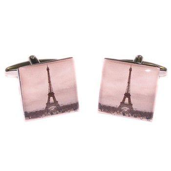 Manchetknopen Eiffeltower