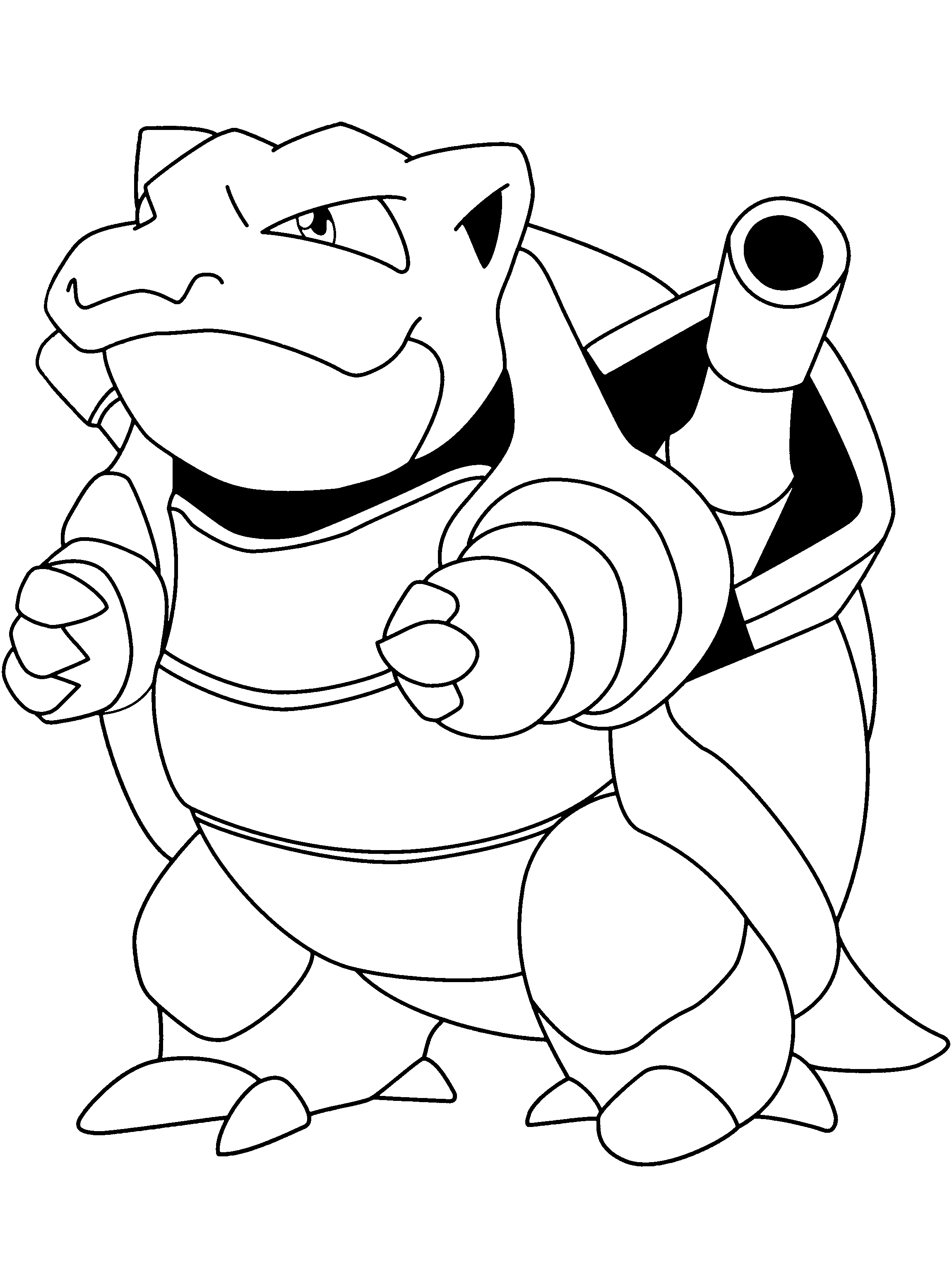 pokemon-coloring-pages-29.png (29×29) Blastoise  Pokemon