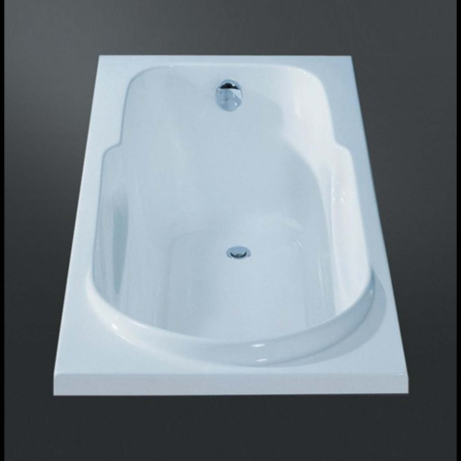 MODA ORMA Concealed Bath 8mm Thick Acrylic Gloss - Product Code: A ...