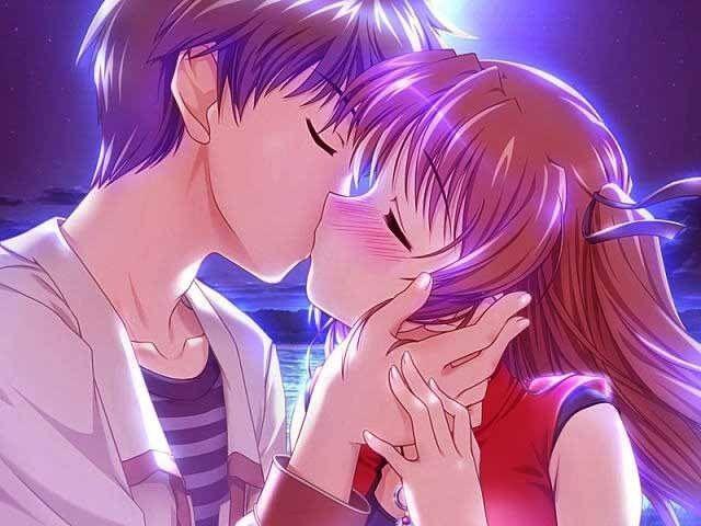 Imagenes De Dibujos Japoneses Anime De Parejas Besandose Imagenes De Parejas Anime Dibujos De Parejas Enamoradas Dibujos Japoneses Anime