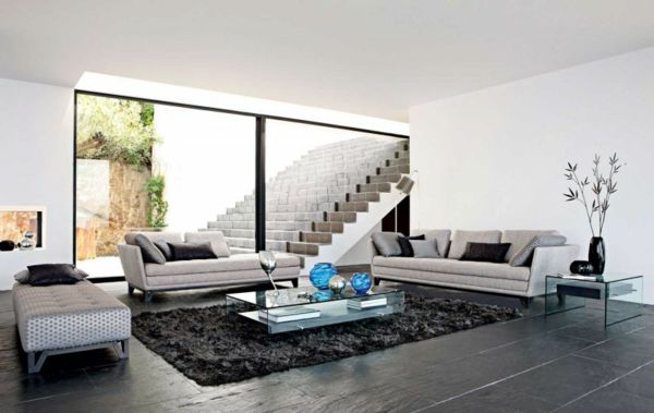 Living Room Inspiration: 120 Modern Sofas By Roche Bobois. Want The Chaise!
