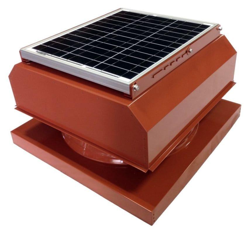 Attic Breeze Ab 3042a Solar Attic Fan Attic Fan Solar Panels