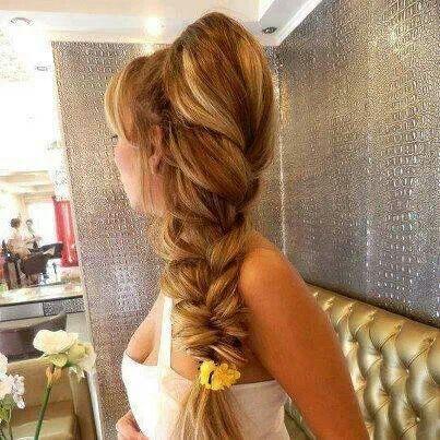 Beatiful Hair Styles Beautiful Braided Hair Hair