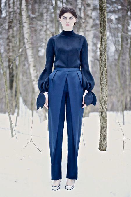 Vika Gazinskaya   Fall 2013 Ready-to-Wear Collection   Style.com