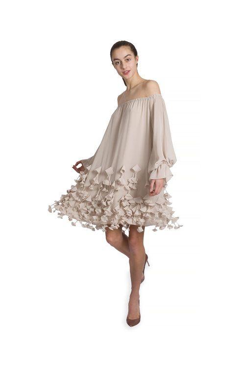 Off Shoulder Dress with \