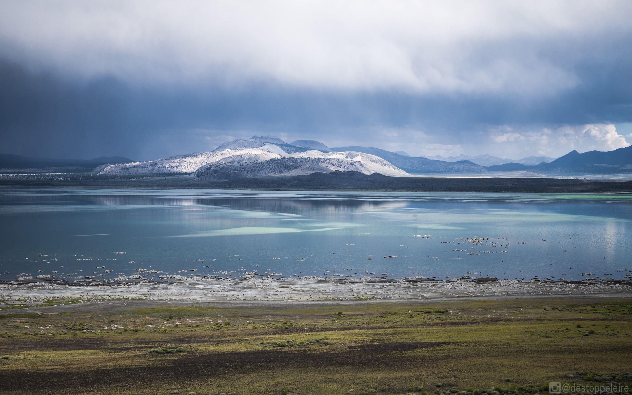 Mono Lake CA [OC] [2560x1600]   landscape Nature Photos