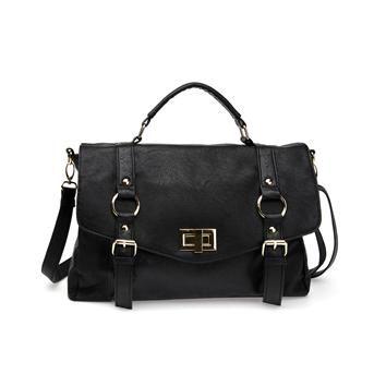 Invito - zwarte tas