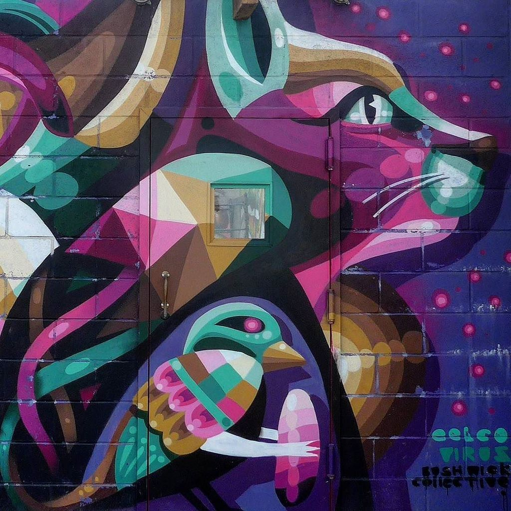 Bkstreetart hashtag on twitter abstract artwork