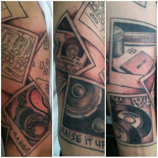 polaroid tattoo - Google Search