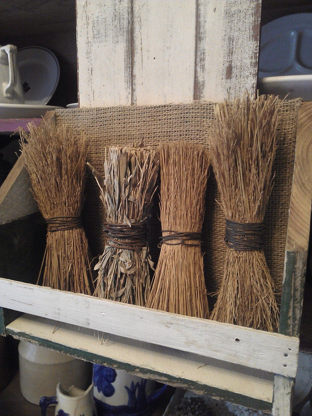 Another Version Of Brooms & Brushes
