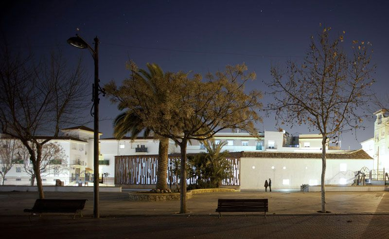 M57 Public Library   Javier Callejas         Architecture Photography