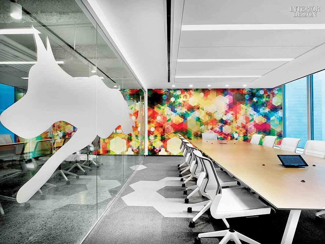 5 Firms Design Viacom 39 S Midtown Nyc Headquarters Architecture Interiors And Meeting Rooms