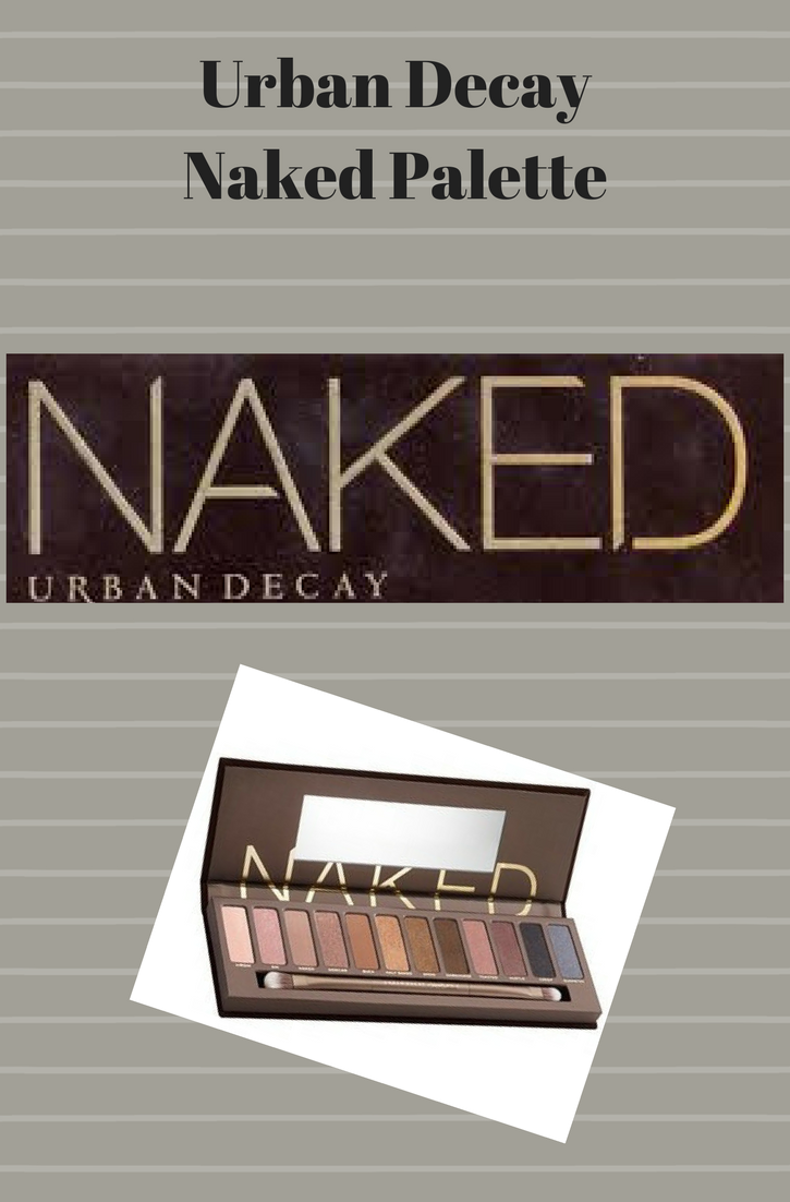 Urban Decay Naked Heat Review and Tutorial For Brown Eyes
