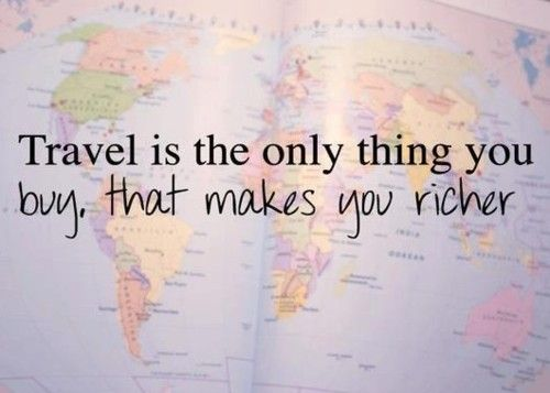 TRAVEL THE WORLD QUOTES TUMBLR Image Quotes At Relatably