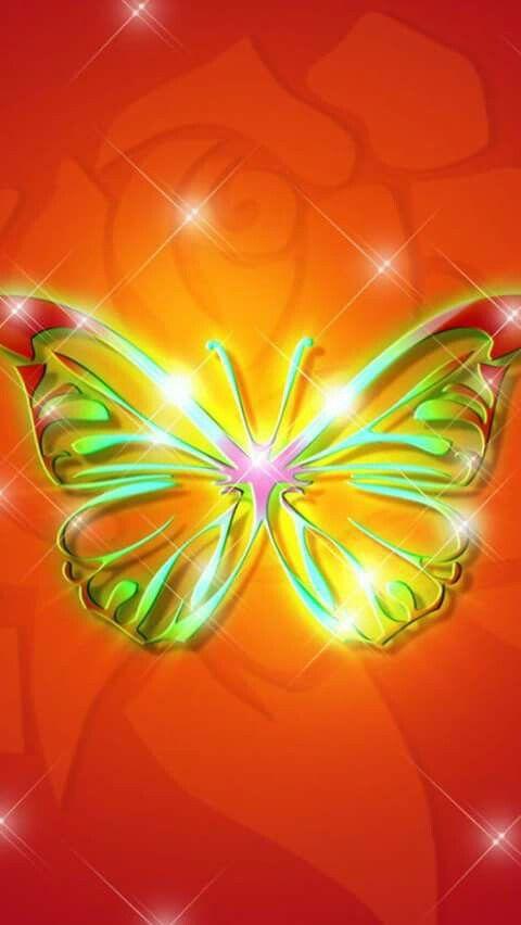 Pin by Brenda K on ♡BUTTERFLIES ♡ | Butterfly wallpaper ...