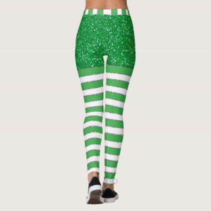 5339218cd98 Holiday Stripes Pop Leggings - Xmas ChristmasEve Christmas Eve Christmas  merry xmas family kids gifts holidays Santa