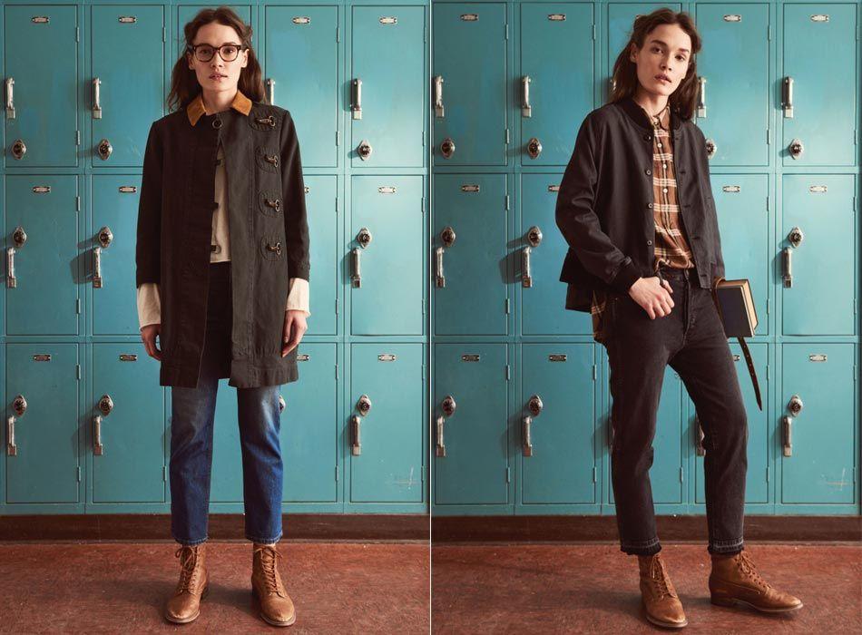 Коллекция одежды The Great Осень-Зима 2017-2018 Ready to wear