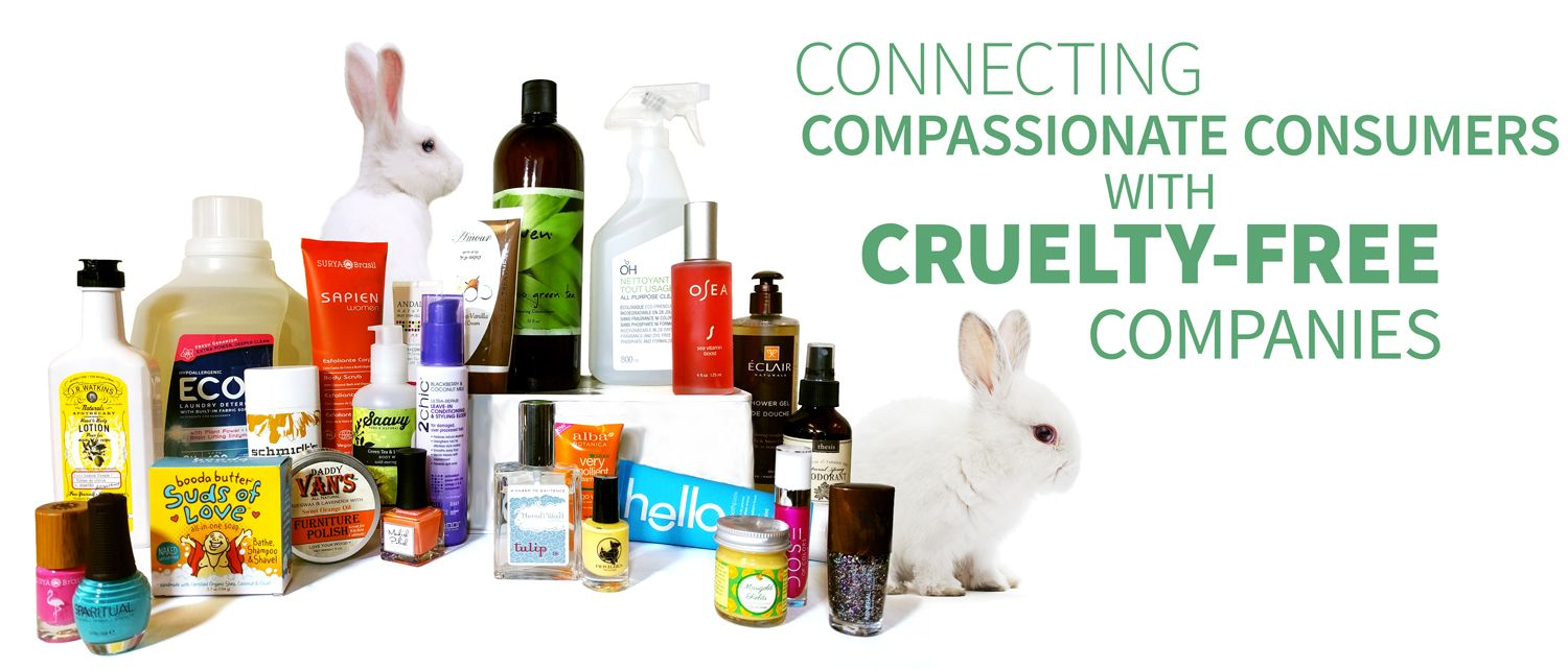 Connecting compassionate consumers with crueltyfree