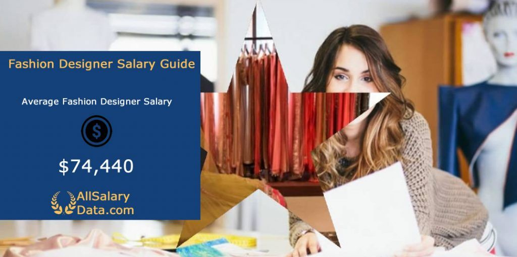 Fashion Designer Salary Guide Salary Guide Fashion Designer Salary Fashion Design
