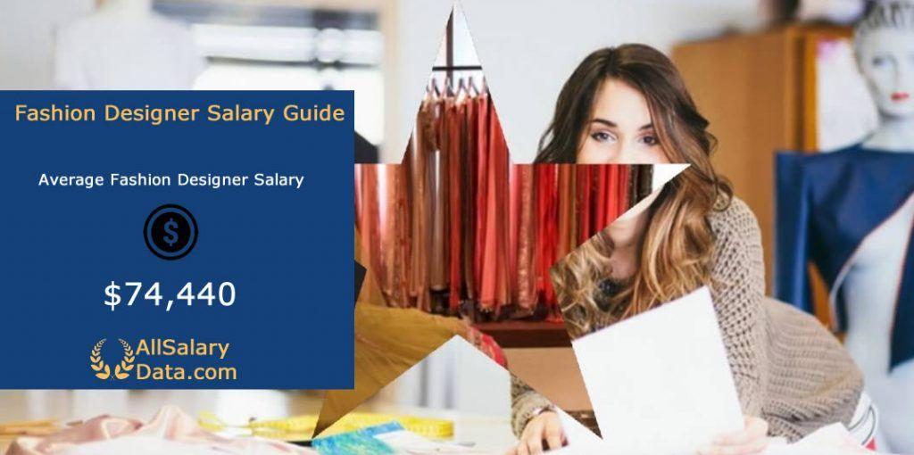 Fashion Designer Salary Guide Salary Guide Fashion Designer Salary Fashion Design