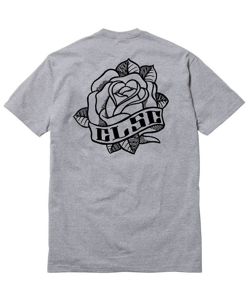 CLSC - Rose Pocket T-Shirt (Grey)