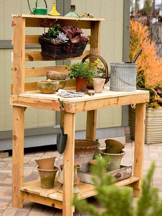 Gartenmöbel aus Paletten - Gartensessel Anleitung und 65 weitere - renovierung der holzterrasse