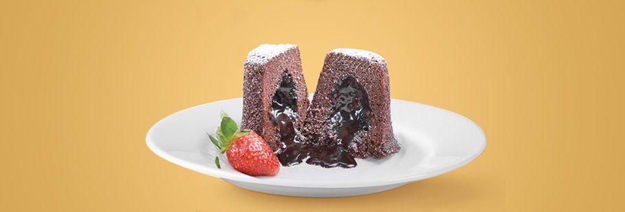 Chocolate Lava Cake Resep Resep Kue Kue