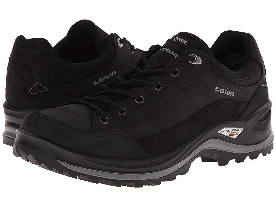 1a970b86d1b Lowa Renegade III GTX(r) Lo Men's Shoes Black | Products | Shoes ...